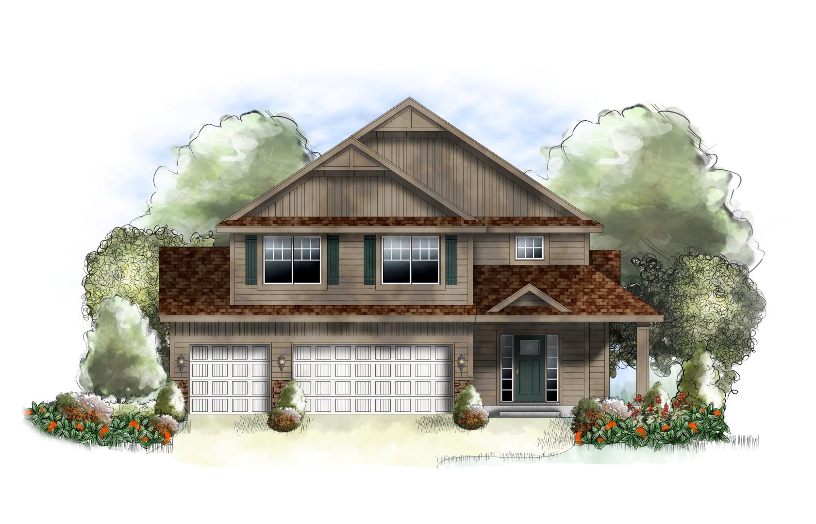 Floor Plan Briarwood Key Land Homes
