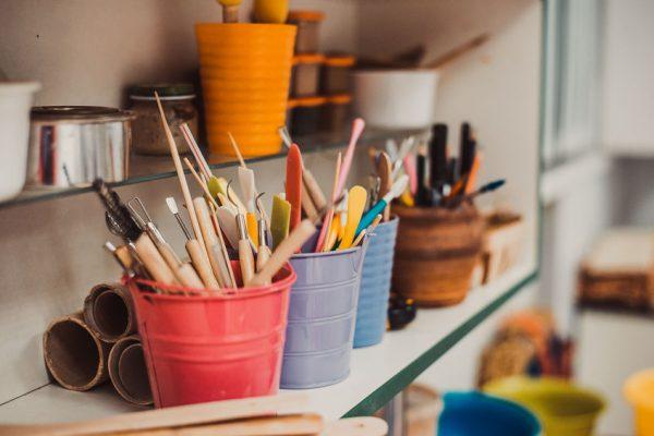 Creative Craft Room Organization Ideas